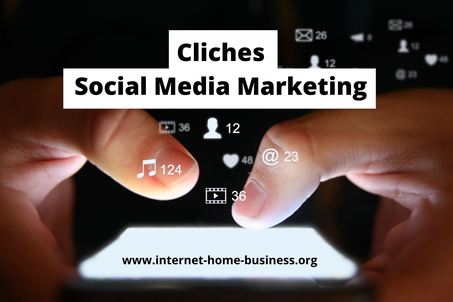 Cliches about Social Media Marketing